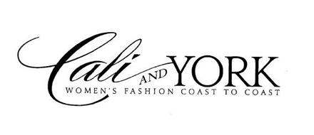 CALI AND YORK WOMEN'S FASHION COAST TO COAST