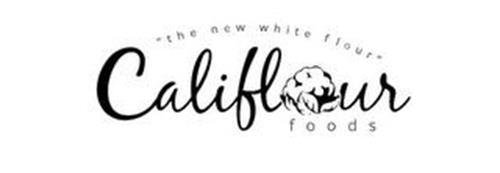 """""""THE NEW WHITE FLOUR"""" CALIFLOUR FOODS"""