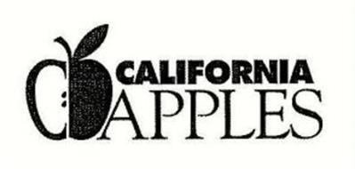 CALIFORNIA APPLES