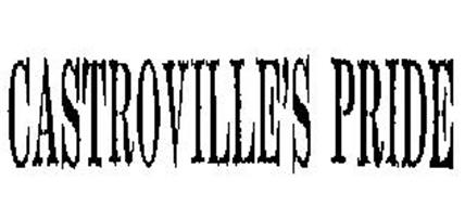 CASTROVILLE'S PRIDE