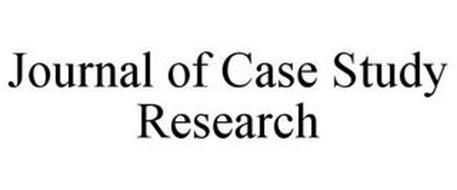 JOURNAL OF CASE STUDY RESEARCH