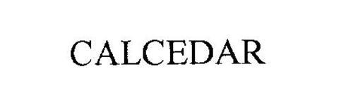 CALCEDAR