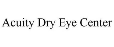 ACUITY DRY EYE CENTER