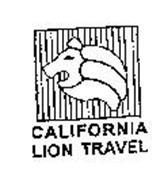 CALIFORNIA LION TRAVEL