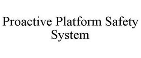 PROACTIVE PLATFORM SAFETY SYSTEM