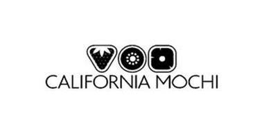 CALIFORNIA MOCHI