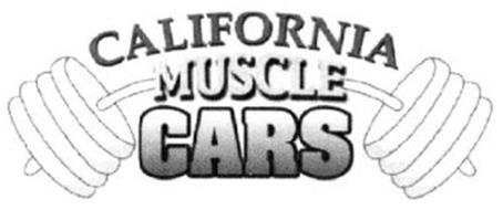 CALIFORNIA MUSCLE CARS