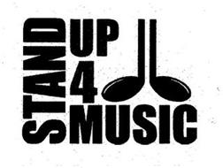 STAND UP 4 MUSIC