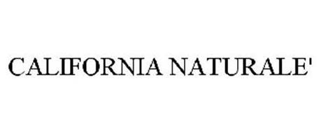 CALIFORNIA NATURALE'