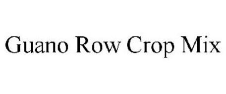 GUANO ROW CROP MIX