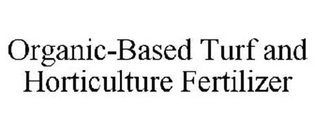 ORGANIC-BASED TURF AND HORTICULTURE FERTILIZER