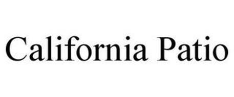 CALIFORNIA PATIO