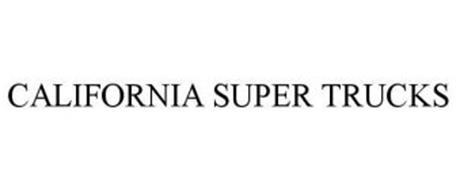 CALIFORNIA SUPER TRUCKS