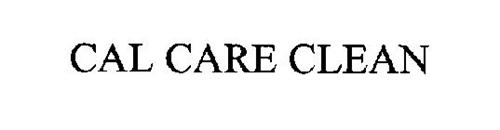 CAL CARE CLEAN