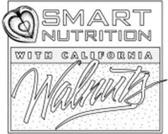SMART NUTRITION WITH CALIFORNIA WALNUTS