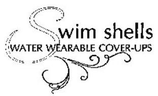 SWIM SHELLS WATER WEARABLE COVER-UPS