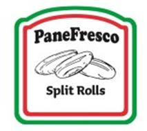 PANE FRESCO SPLIT ROLLS