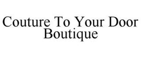 COUTURE TO YOUR DOOR BOUTIQUE