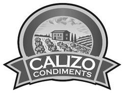 CALIZO CONDIMENTS