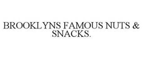 BROOKLYNS FAMOUS NUTS & SNACKS.