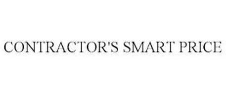 CONTRACTOR'S SMART PRICE