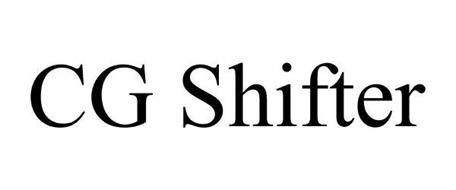 CG SHIFTER