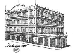 INDUSTRIA 520 REAL FABRICA DE TABACOS 1845