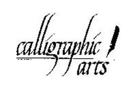CALLIGRAPHIC ARTS