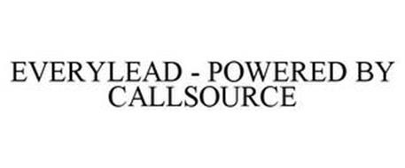 EVERYLEAD - POWERED BY CALLSOURCE