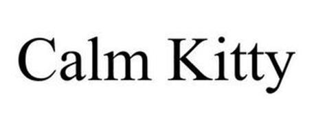 CALM KITTY