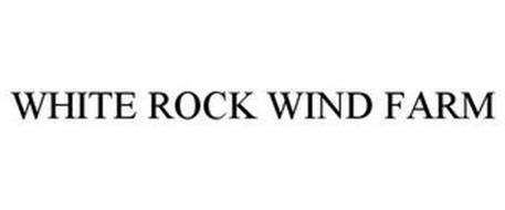 WHITE ROCK WIND FARM