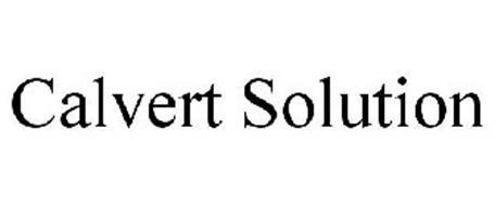 CALVERT SOLUTION