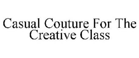 CASUAL COUTURE FOR THE CREATIVE CLASS