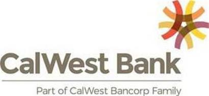 CALWEST BANK PART OF CALWEST BANCORP FAMILY