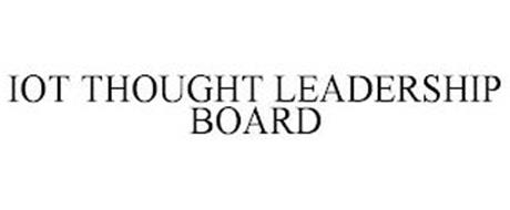 IOT THOUGHT LEADERSHIP BOARD
