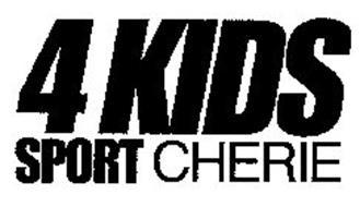 4 KIDS SPORT CHERIE