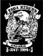 TAGA RIDERS CNMI CHAPTER SAIPAN EST 1994 GFC