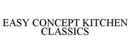 EASY CONCEPT KITCHEN CLASSICS