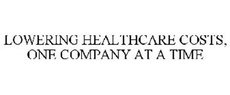 LOWERING HEALTHCARE COSTS, ONE COMPANY AT A TIME