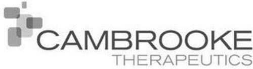 CAMBROOKE THERAPEUTICS