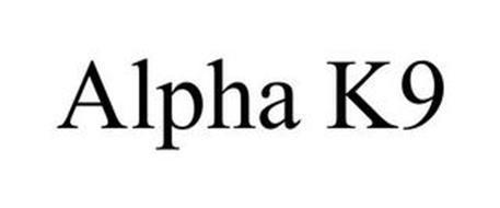 ALPHA K9