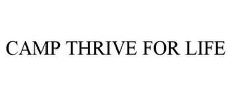 CAMP THRIVE FOR LIFE