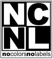 NC NL NOCOLORSNOLABELS