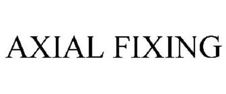 AXIAL FIXING