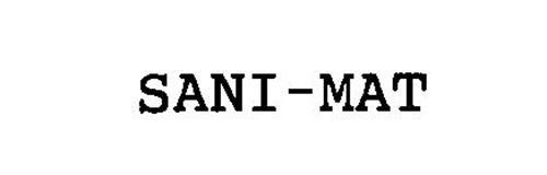 SANI-MAT