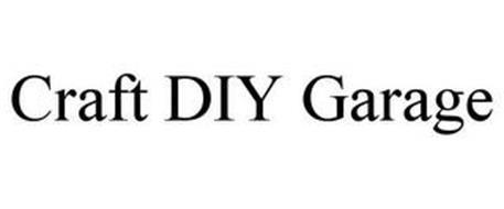 CRAFT DIY GARAGE