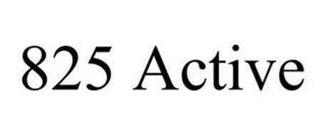 825 ACTIVE