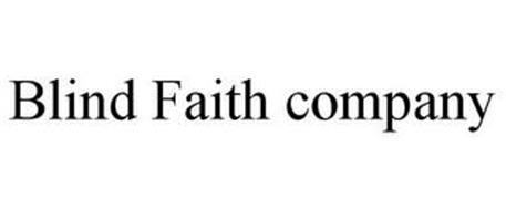 BLIND FAITH COMPANY