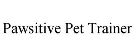 PAWSITIVE PET TRAINER