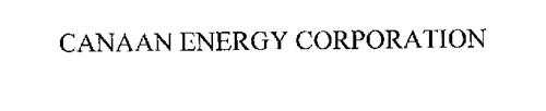 CANAAN ENERGY CORPORATION
